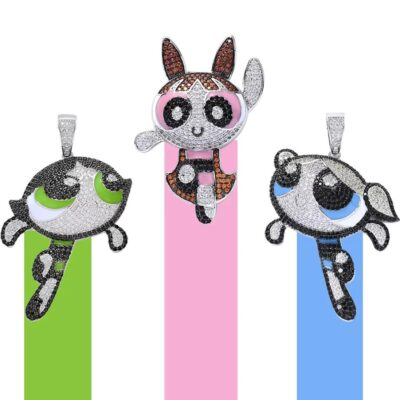 """""""POWERPUFF""""  3 PIECES COLLECTION [tag]"""